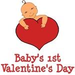 Valentine Heart Baby