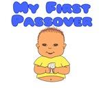 Passover Matzo Cracker Baby