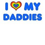 GLBT Fathers' Day: I Love My Daddies Blue