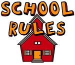 School Rules t-shirts & gifts