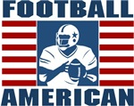 Football American t-shirts & gifts