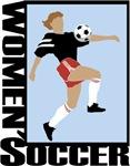 Women's Soccer t-shirts & gifts