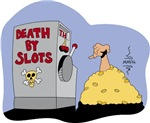 Death by Slots t-shirts & gifts