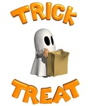 Trick or Treat t-shirts & gifts