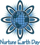 Nurture Earth Day shirts & gifts