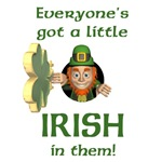 Everyone's Got a Little Irish