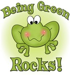 Being Green Rocks