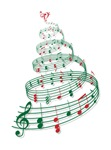 Music Christmas tree
