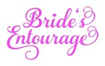Brides Entourage pink