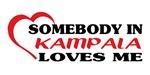Somebody in Kampala loves me