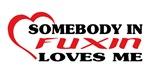 Somebody in Fuxin loves me