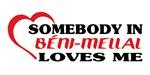 Somebody in Béni-Mellal loves me