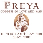 Freya Love and War