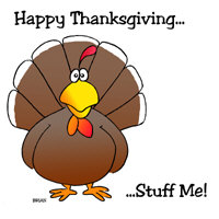 Happy Thanksgiving - Stuff Me
