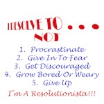 I Resolve To . . . Don'ts