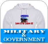 Military & Government T-shirts & Gifts