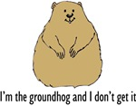 Groundhog doesn't get it