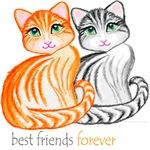 best friends forever kittens