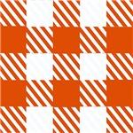 Terracotta Striped Blocks