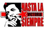 Che Guevara T-shirts. Hasta la Victoria Siempre.