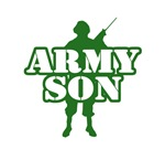 Army Son T-Shirts. Show your proud for your soldi