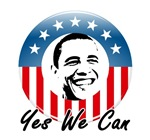 Barack Obama T-shirts. Wear or get the stickers, g