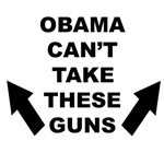 Obama Can't Take These Guns Funny Fitness Workout