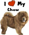 I Love My Chow