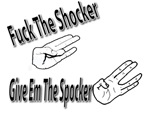 Fuck The Shocker, Give Em The Spocker!