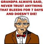 Grandpa Always Said