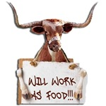 Bevo - Will Work As Food