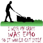 I Wish My Grass Was Emo