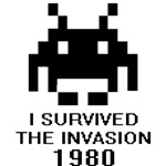 Space Invaders - I Survived The Invasion
