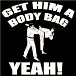Karate Kid - Get Him A Body Bag