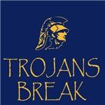 Trojans Break