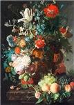 Jan Van Huysum Flower Bouquet