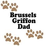 Brussels Griffon Dad