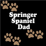 Springer Spaniel Dad