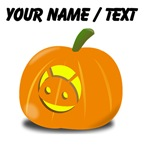 Custom Android Jackolantern