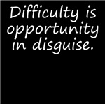Opportunity In Disguise