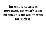 Work For Success
