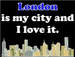 London Is My City And I Love It