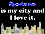 Spokane Is My City And I Love It