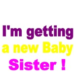 I'm getting a new Baby Sister!