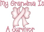 MY GRANDMA IS A SURVIVOR