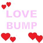LOVE BUMP WITH HEARTS