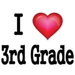 I LOVE 3RD GRADE