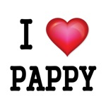 I LOVE PAPPY