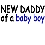 New Daddy Of A Baby Boy