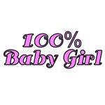 100% Baby Girl